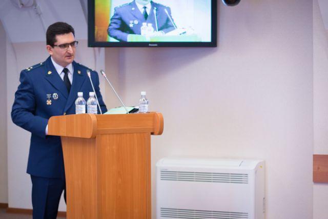 Дмитрий Попов назначен прокурором Ярославской области