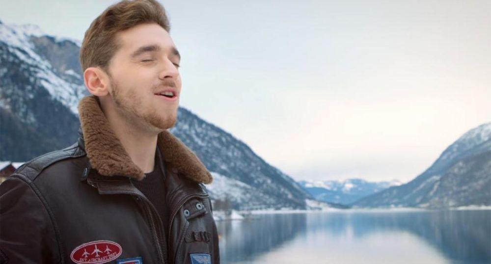 Nathan Trent - Running On Air (Австрия)