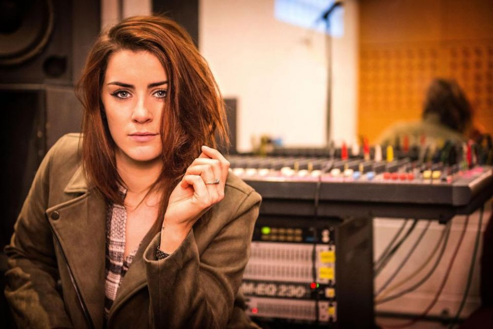 Lucie Jones - Never Give Up On You (Великобритания)
