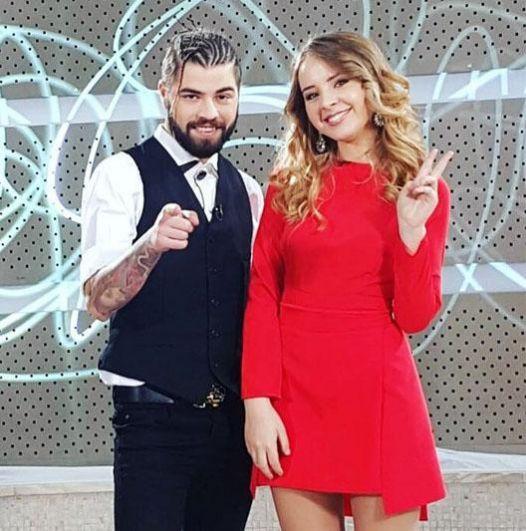 Ilinca feat. Alex Florea - Yodel It! (Румыния)