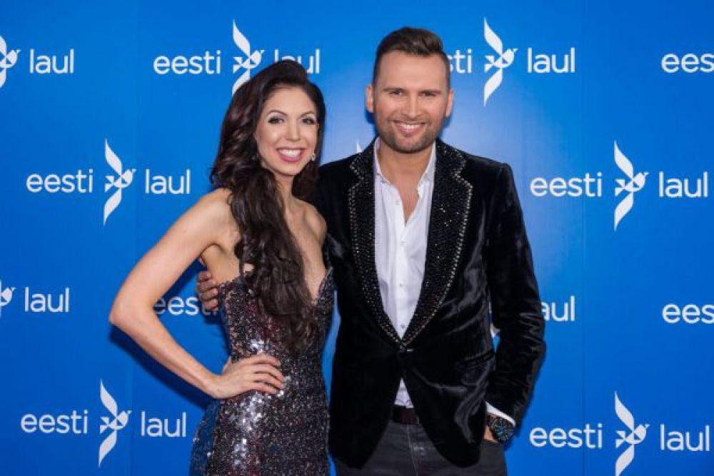 Koit Toome and Laura - Verona (Эстония)