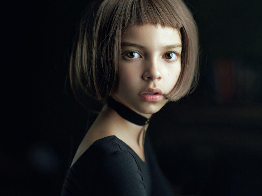 1 место в категории «Портрет». Снимок российского фотографа Александра Виноградова «Матильда», вдохновлённый кинофильмом «Леон».