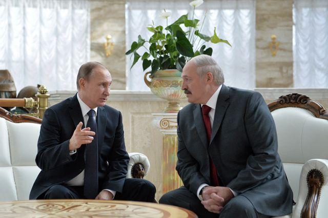 ВМинске анонсировали предстоящий разговор между Лукашенко иПутиным