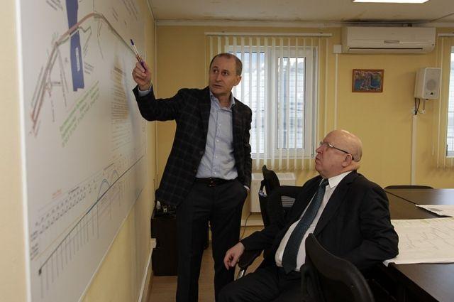 В Нижнем Новгороде прошло совещание по строительству дублера Борского моста