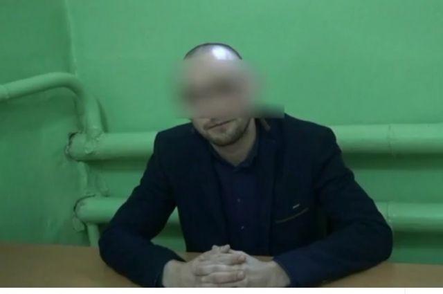Подозреваемый в крупном мошенничестве в Ангарске.