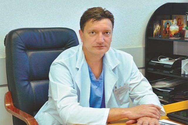 главный хирург ГУП «Медицинский центр Управления делами Мэра и Правительства Москвы» Эдуард Галлямов.