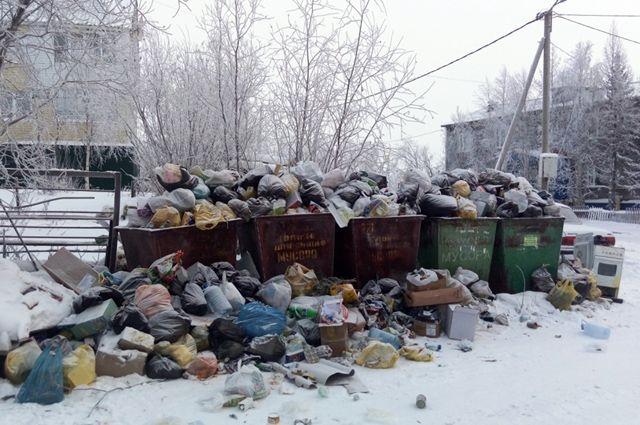 В Салехарде жильцам частного сектора придется платить за вывоз мусора.
