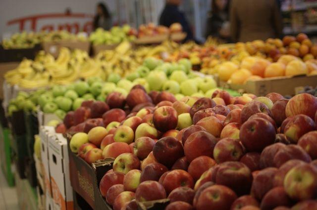 К весне подорожали фрукты и овощи
