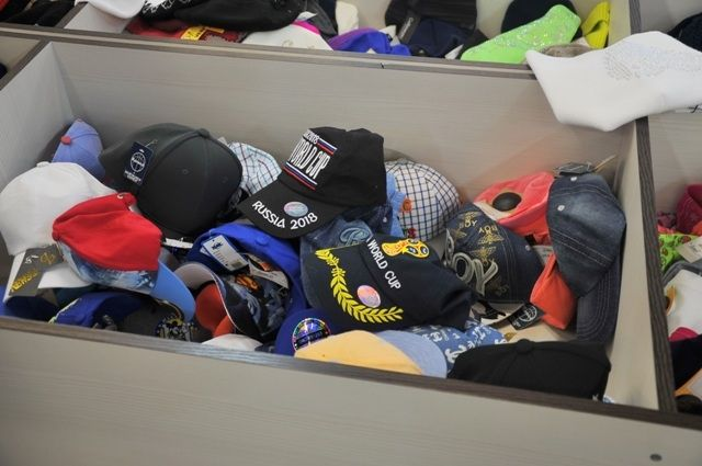 Контрафактную одежду ссимволикой ЧМ-2018 обнаружили вНижнем Новгороде