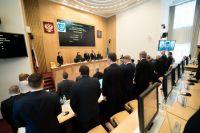 Шестое заседание Думы Югры шестого созыва.