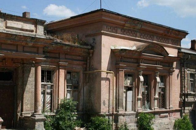 В советское время в доме семьи Врангелей был детский сад №68.