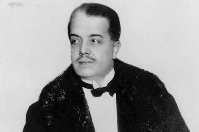 Сергей Дягилев.