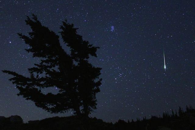 В апреле небо озарят сразу два звездопада.