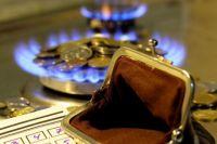 С 1 апреля семье из двух человек, живущей в квартире без счетчика, придется платить за газ около 100 гривен