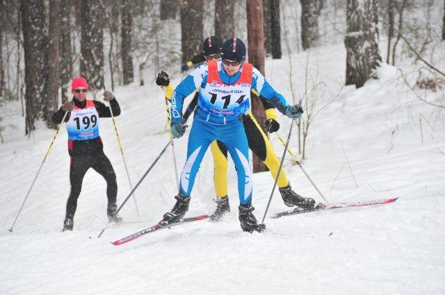 Лыжный сезон заканчивается, успейте проводить сезон «Тягунским лыжным марафоном».