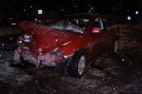 В ДТП пострадало восемь человек