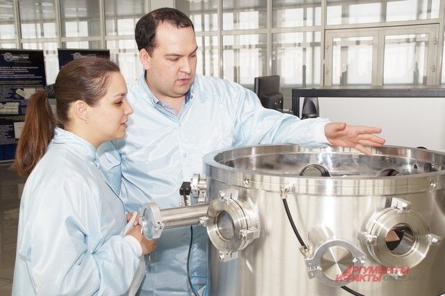В татарстанских технопарках разрабатывают множество инновационных продуктов.