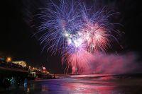 Озвучены даты проведения второго мирового чемпионата фейерверков в Калининградской области.