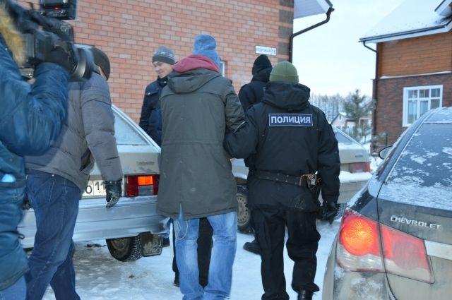 ВТатарстане задержали четырех подозреваемых вкражах иномарок в 3-х областях РФ