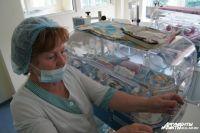 В Калининграде впервые провели переливание крови еще не родившемуся ребенку.