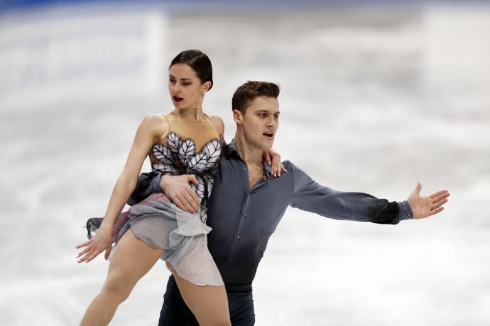 Наталья Забияко и Александр Энберт — тринадцатыми.