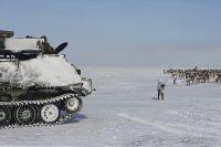 На Ямале закрываются временные дороги.