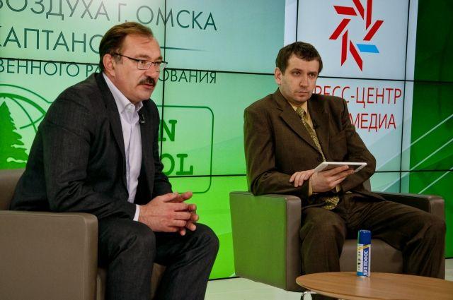Эксперты собрали представителей омских СМИ, чтобы призвать читателей поделиться информацией.