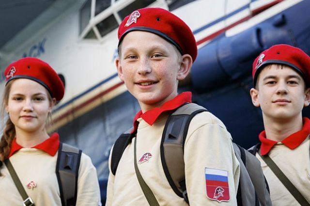 Сегодня штабы «ЮНАРМИИ» открыты во всех регионах России.