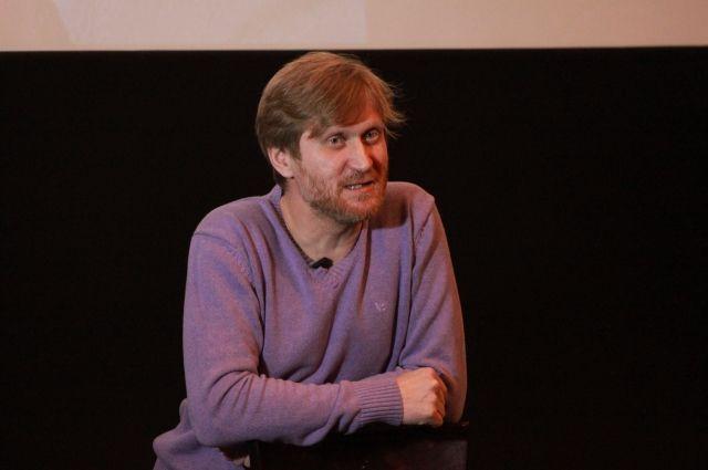 Андрей Рожков снова приехал в Омск.