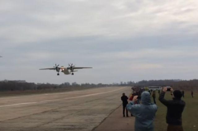 ВУкраинском государстве впервый раз поднялся ввоздух новый самолет Ан-132