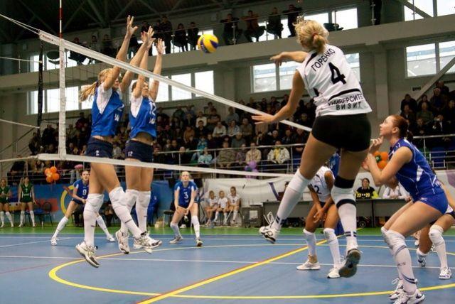 Первый тур финала чемпионата России проходит в Волгодонске.