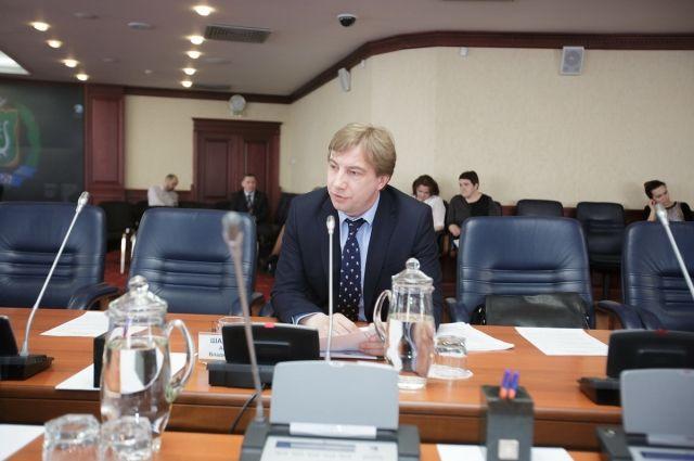 Андрей Шаламов рассказал о деятельности фонда.