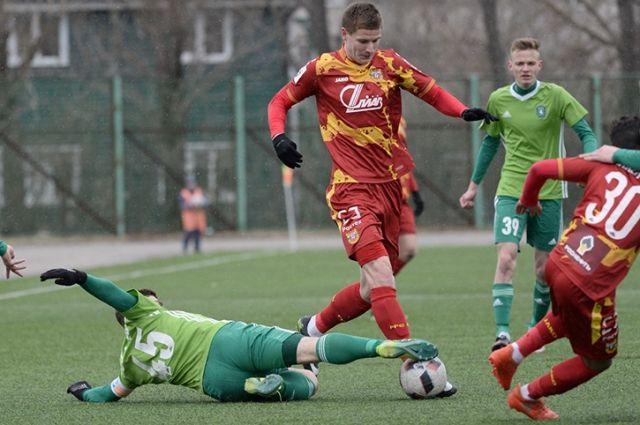«Арсенал» разгромил «Томь» вТуле