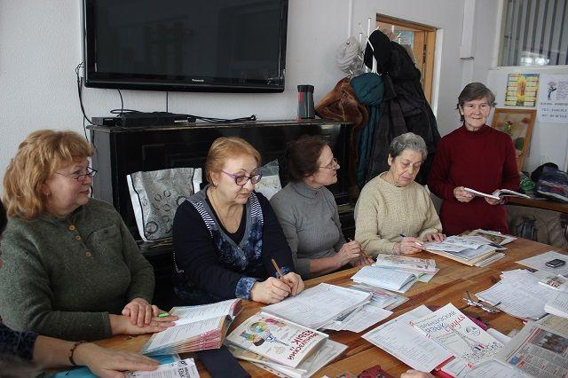 Ученицам Тамары Гуляевой скучать на пенсии некогда.