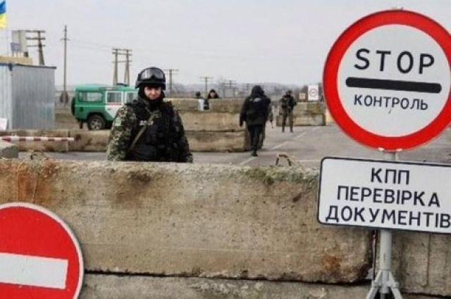 Боевики обстреляли таможенников наКП «Марьинка»