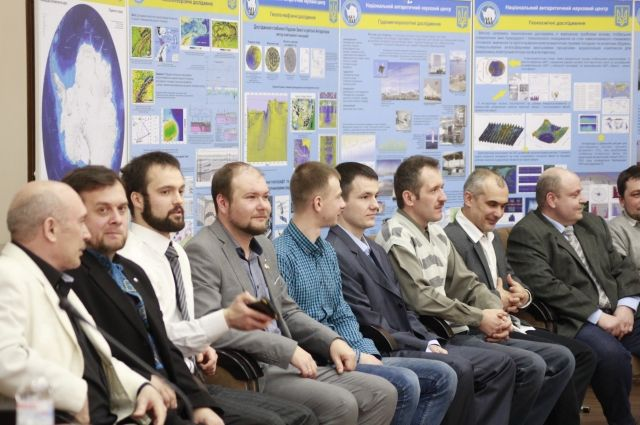 Украинские ученые на год отправляются в экспедицию в Антарктиду