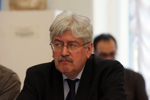 Вквартире прежнего директора ИНИОН Пивоварова прошел обыск