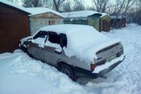 Автослесаря убили в гаражах в новогоднюю ночь