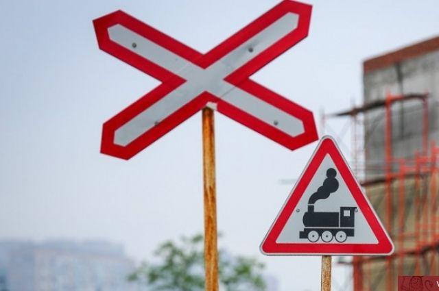 ВКраснодарском крае шофёр на«Ваз 21099» въехал впоезд