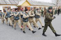 Пехотный полк Тобольска просуществовал 200 лет.