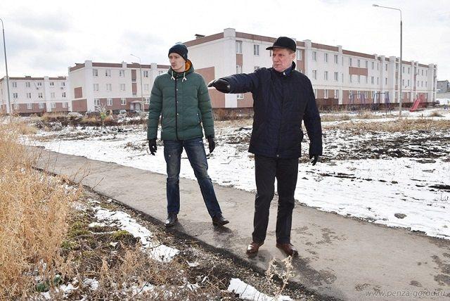 Проектной документацией предусмотрено строительство школы вместимостью 660 мест.