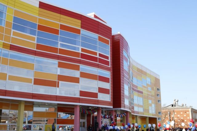 Новый корпус школы №66