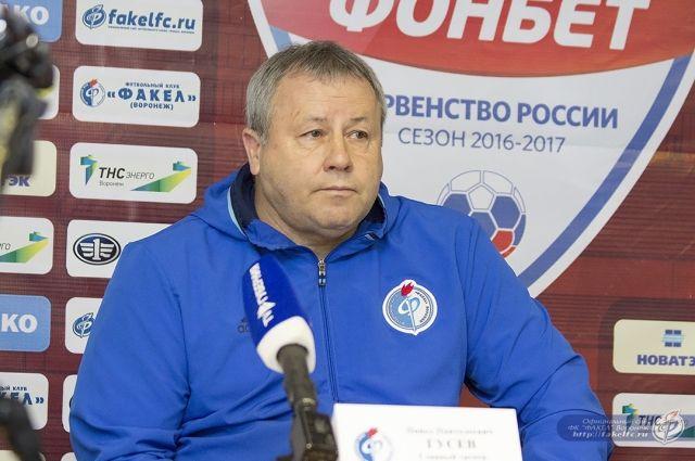 КДК РФС рассмотрит оскорбительное поведение тренера «Факела» вотношении арбитра
