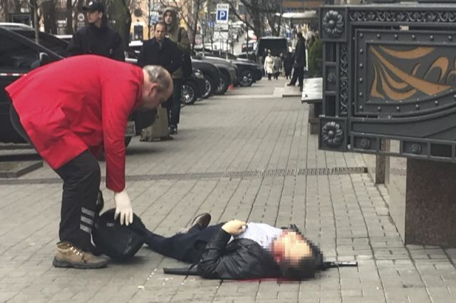 Генпрокурор Украины рассказал подробности убийства Вороненкова