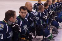 Следж-хоккейный клуб «Югра» существует с 2009 года.