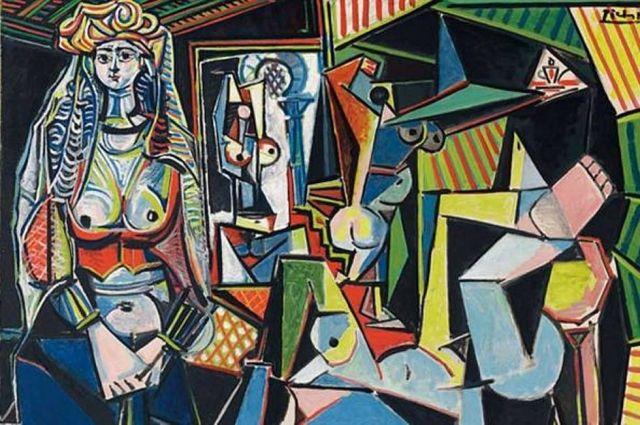 В списке самых дорогостоящих картин - сразу две работы Пикассо.