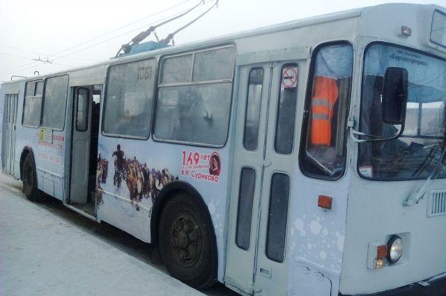 Стоимость проезда в троллейбусе  - 22 рубля.
