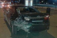 На перекрестке улиц Ленина и Борчанинова столкнулись две «Тойоты»