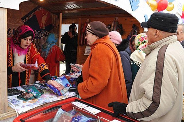 Тюменские сельхозпроизводители привезут на Ямал свою продукцию.
