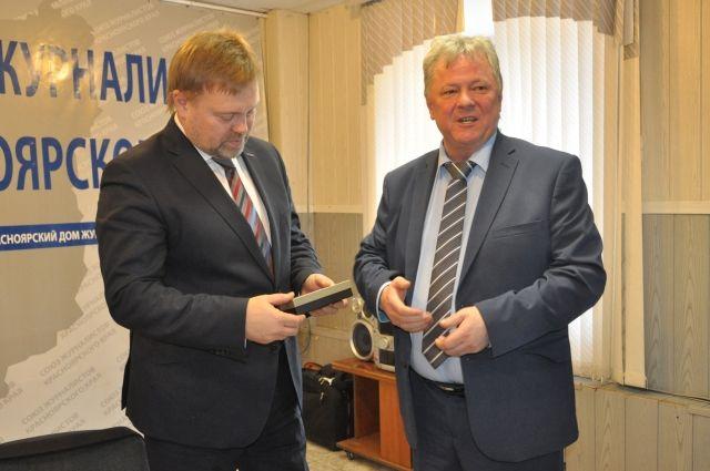 Василия Нелюбина сменил Дмитрий Голованов.
